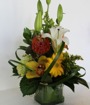 Tropical Centerpieces (2)