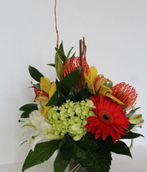 Tropical centerpieces (3)