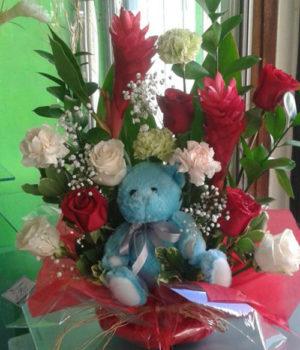 babies flowers flores sxm st maarten arrangements (1)