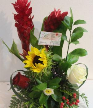 love birthday just because flowers flores sxm st maarten arrangements