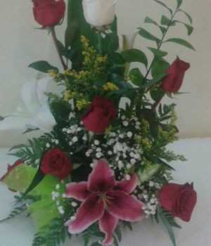 love birthday just because flowers flores sxm st maarten arrangements (3)