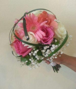 Pink Bridal